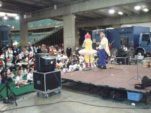 Stage Show, Clowns, Vancouver, Child Entertainer,