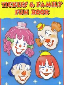 Clowns, Birthday Party, Victoria BC Canada